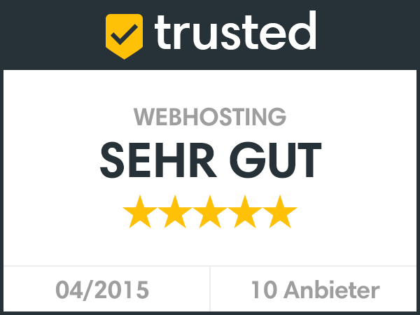 trusted - Webhosting